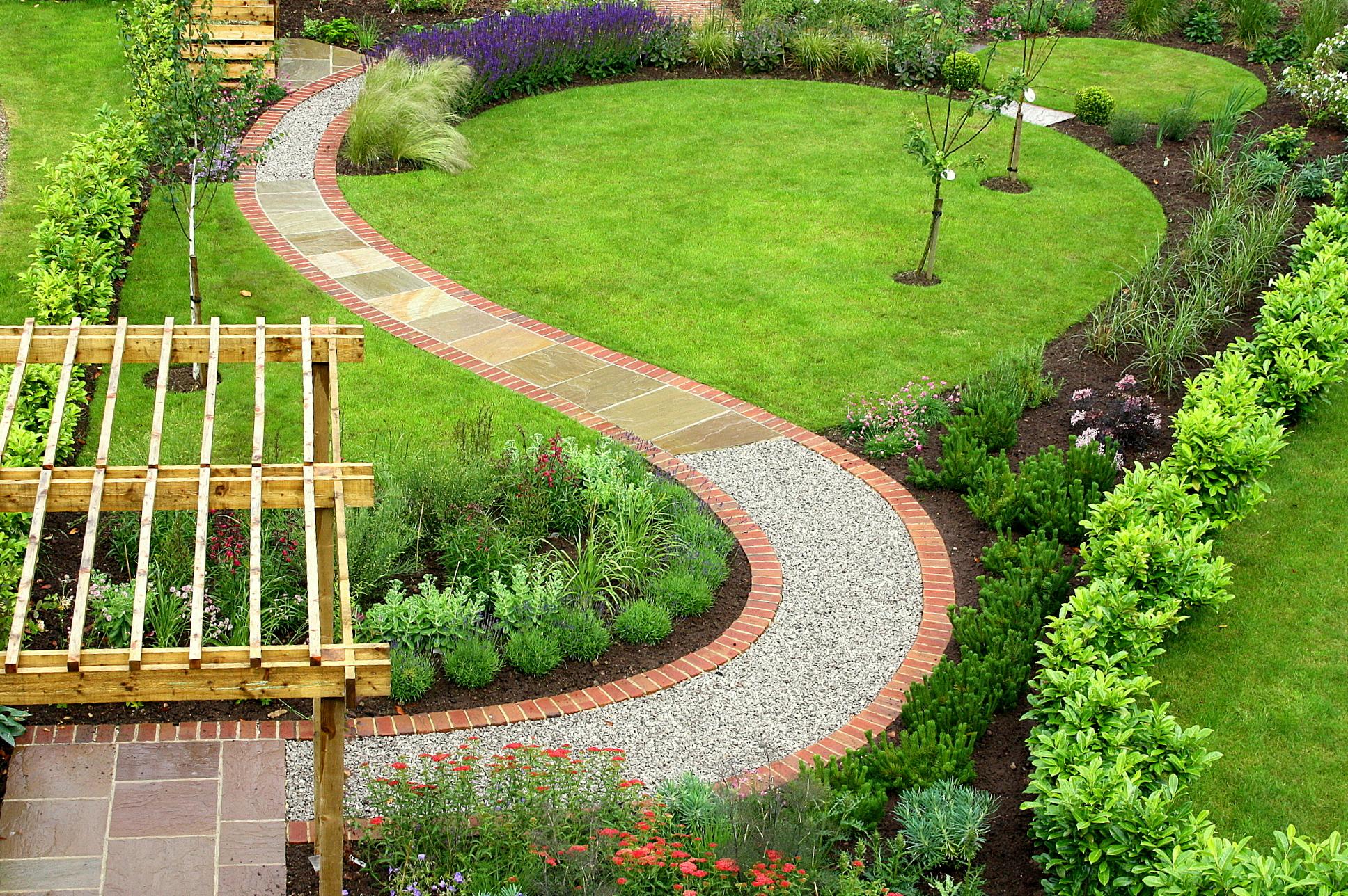Garden Design South Wales
