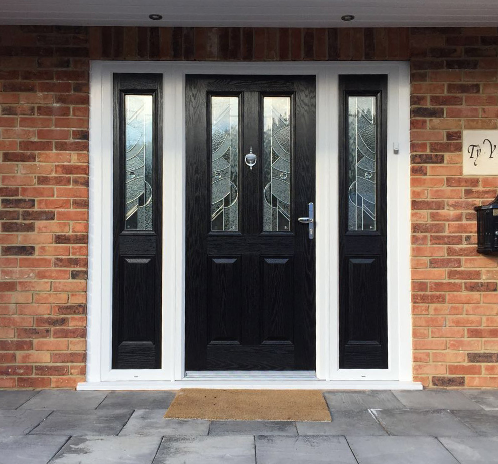 Composite doors south wales ewenny home improvements for Back door styles