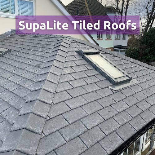 SupaLite Tiled Roof South Wales