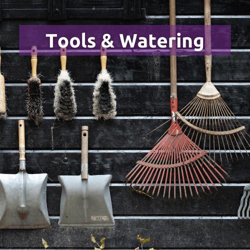 Tools & Watering