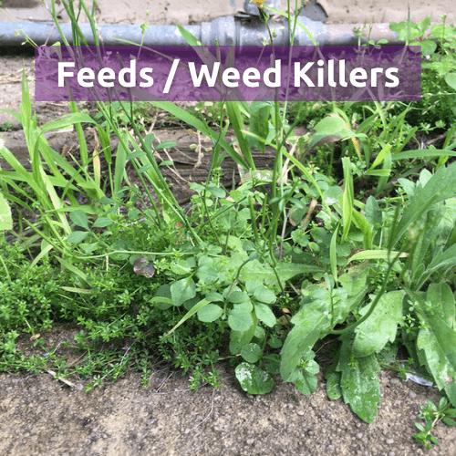 Feeds / Weed Killers