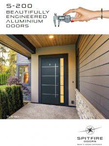 Spitfire Doors S-200 Brochure